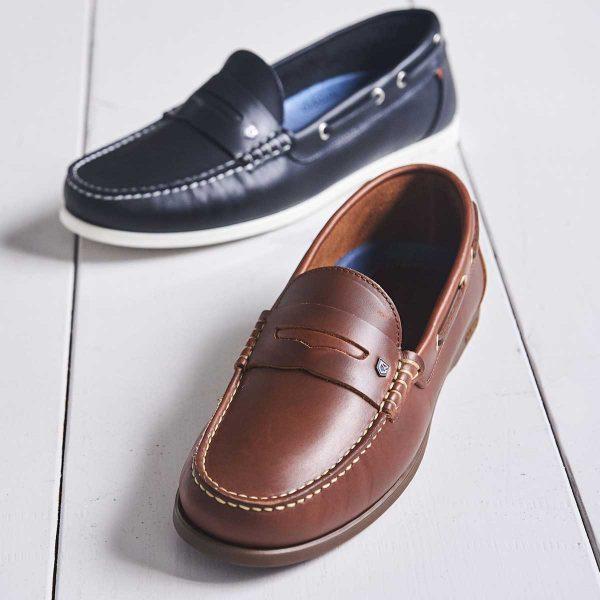 DUBARRY Deck Shoes - Men's Spinnaker Loafer