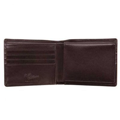 RM WILLIAMS Wallet - Tri-Fold Leather - Chestnut