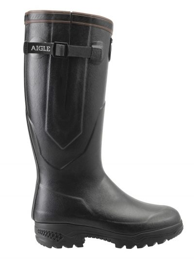 AIGLE Boots - Unisex Parcours 2 ISO Neoprene Lined - Black