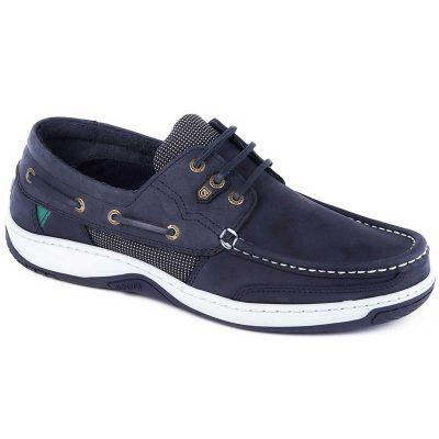 DUBARRY Deck Shoes - Men's Regatta - Navy