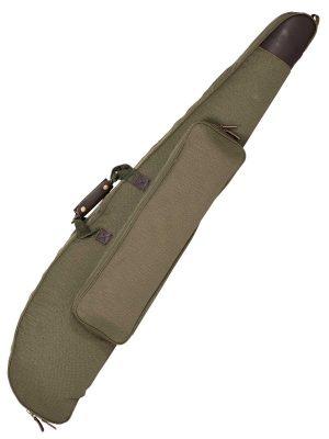 HARKILA Rifle Case - Skåne Luxury Waterproof With Leather Trim