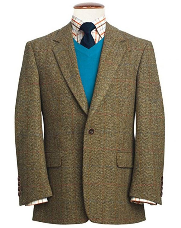 Harris Tweed Stromay Jacket