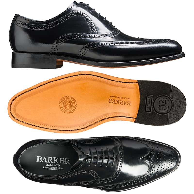Barkers Shoes Size