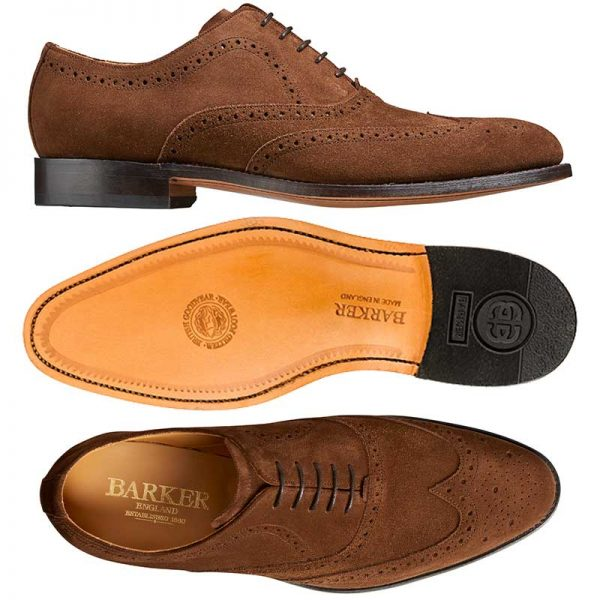 Barker Shoes Hampstead - Full Brogues