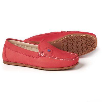 DUBARRY Deck Shoes - Ladies Bali - Coral