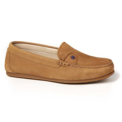 DUBARRY Deck Shoes - Ladies Bali - Tan