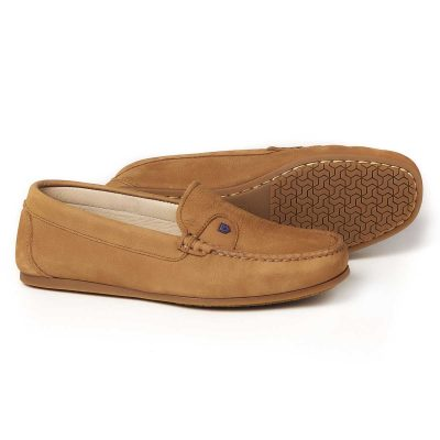DUBARRY Deck Shoes - Ladies Bali - Tan