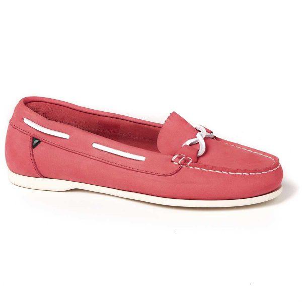 DUBARRY Deck Shoes - Ladies Rhodes - Coral