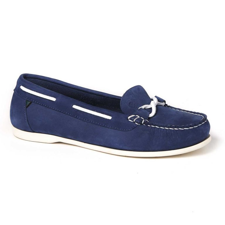 DUBARRY Deck Shoes - Ladies Rhodes - Royal Blue