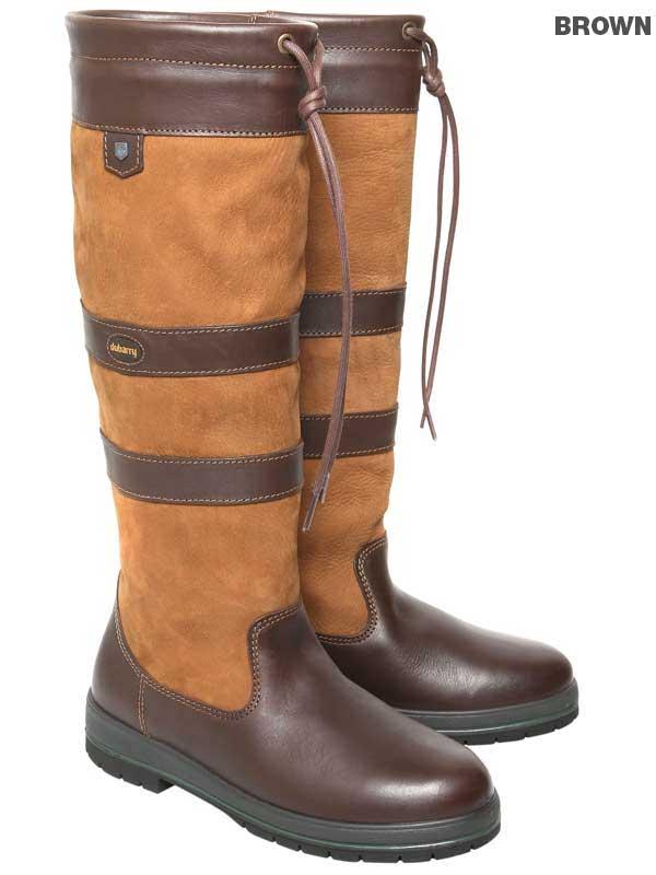 Dubarry Galway Boots Walnut