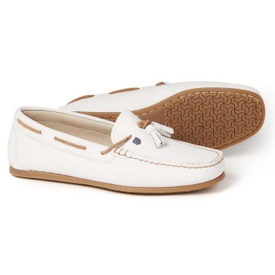 DUBARRY Deck Shoes - Ladies Jamaica - Sail White