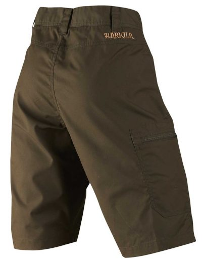 Härkila Alvis Mens Shorts - Willow Green