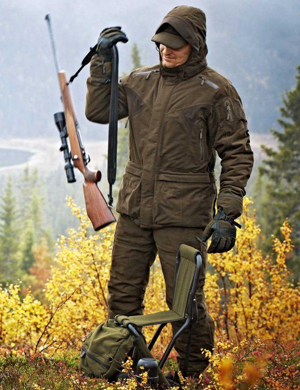 Härkila Visent Mens Jacket - Hunting Green