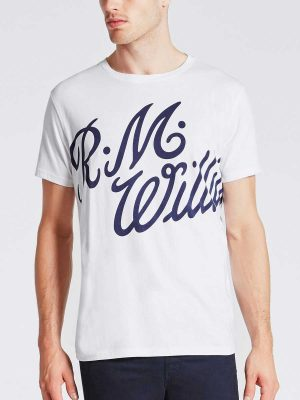 RM WILLIAMS T-Shirt - Tama - White