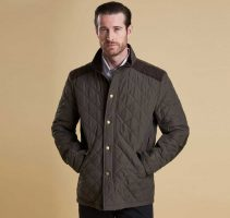 Barbour - Men's Coopworth Quilted Jacket