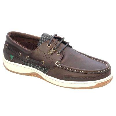 DUBARRY Deck Shoes - Men's Regatta - Donkey Brown