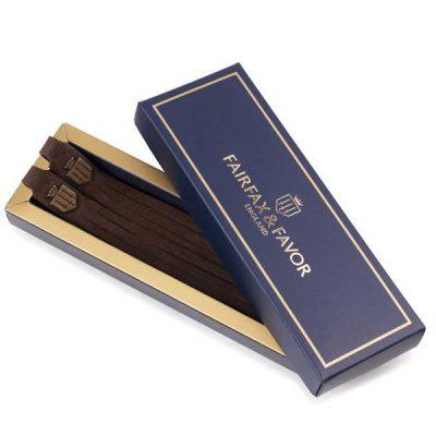 FAIRFAX-&-FAVOR-Boot-Tassels---Chocolate-Suede