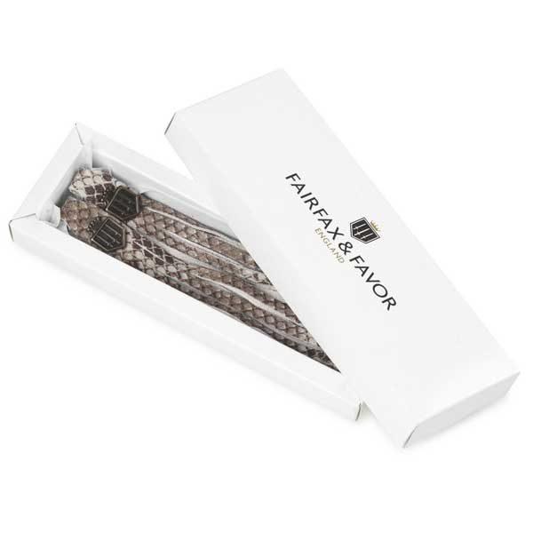 FAIRFAX-&-FAVOR-Boot-Tassels---Grey-Snakeskin