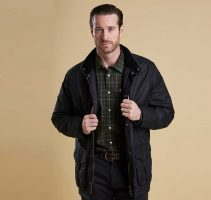 Barbour - Men's Hereford Wax Jacket