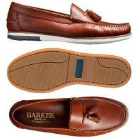 Barker Shoes - Horatio - Tassel Moccasin Loafer