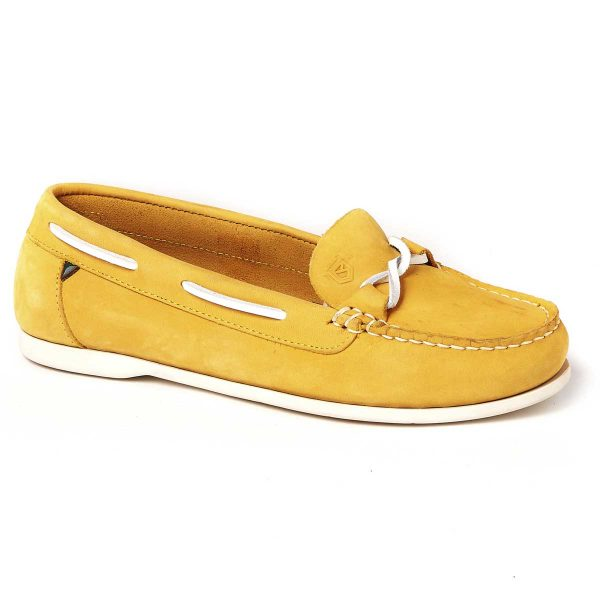 DUBARRY Deck Shoes - Ladies Rhodes - Sunflower