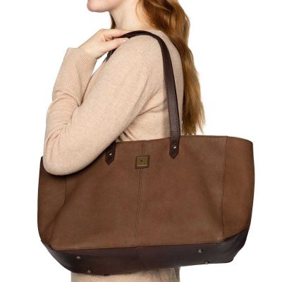 DUBARRY Tote Bag - Ladies Baltinglass Leather - Walnut