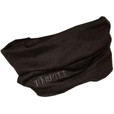 HARKILA Roll Collar - All Season Merino Wool - Shadow Brown