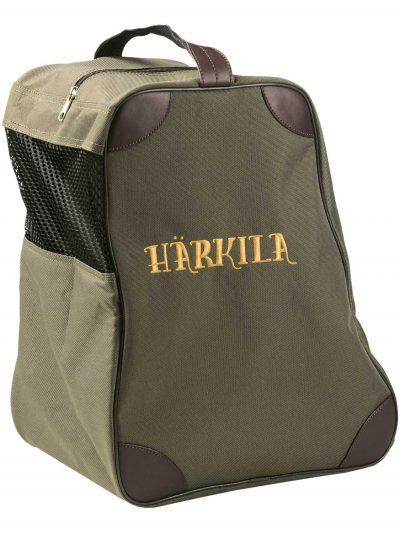 HARKILA Boot Bag - Hardwearing Canvas - Dark Green