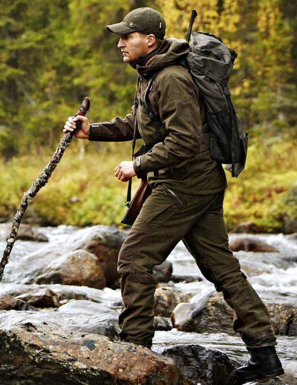 Härkila Vector Mens Jacket - Hunting Green