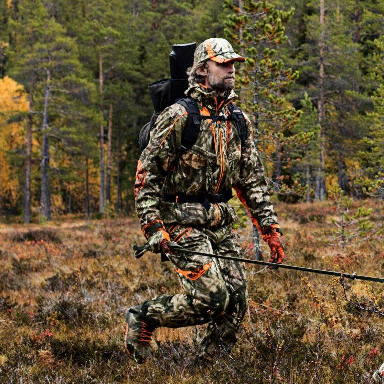 Härkila Moose Hunter Cap - Mossy Oak