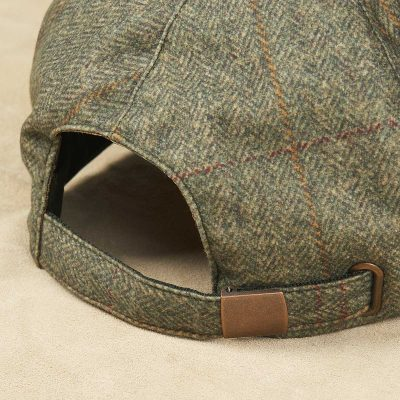 HARKILA Cap - Stornoway Active - Cottage Green