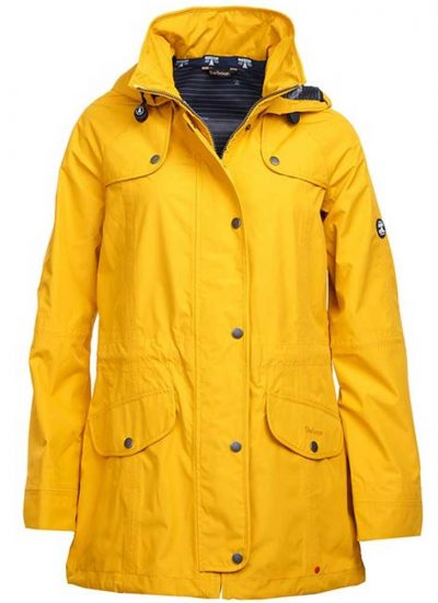 Barbour - Ladies Trevose Waterproof Jacket
