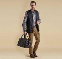 Barbour - Men's Polarquilt Waistcoat/Zip-In Liner