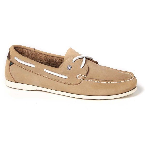 DUBARRY Deck Shoes - Ladies Aruba - Beige