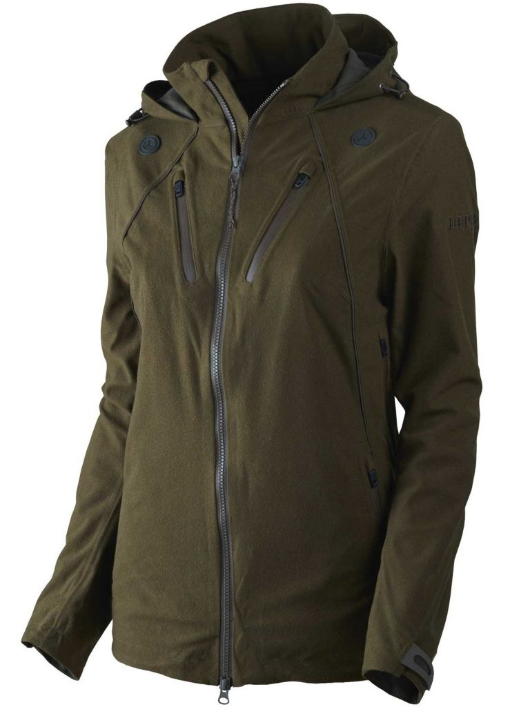 HARKILA Jacket - Ladies Freja - Willow Green