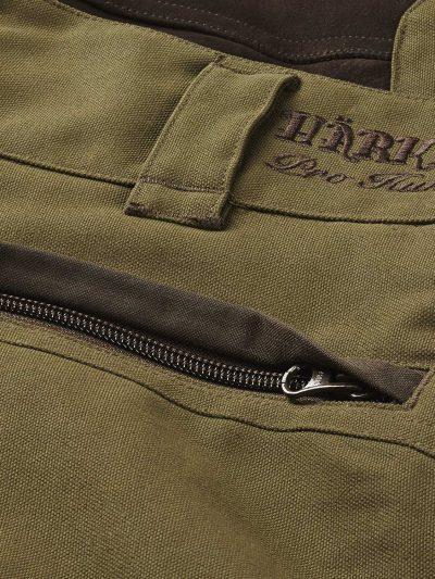 HARKILA Trousers - Mens Pro Hunter X Leather GORE-TEX - Lake Green