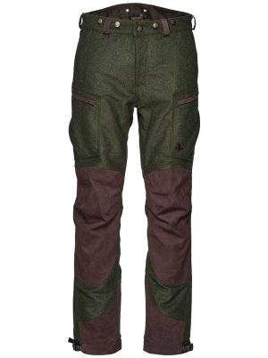 SEELAND Trousers - Mens Dyna - Forest Green