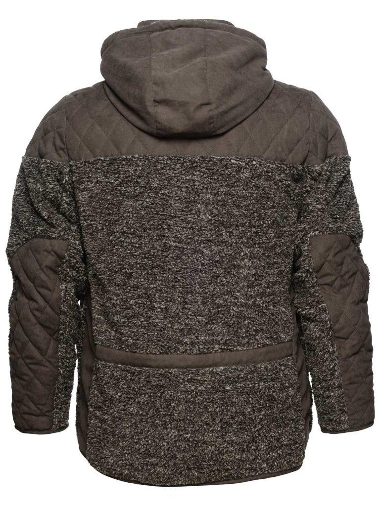 SEELAND Jacket - Mens Tyst - Moose Brown