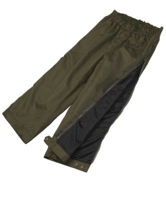 SEELAND Short Overtrousers - Men's Buckthorn - Shaded Olive