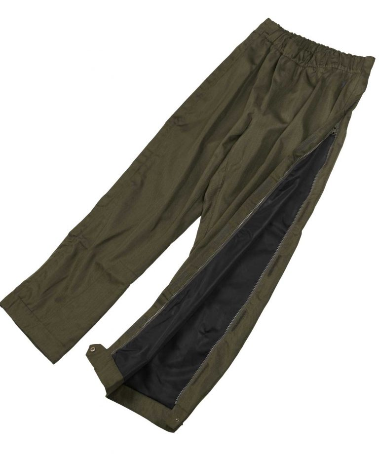 SEELAND Trousers - Mens Buckthorn Overtrousers - Shaded Olive