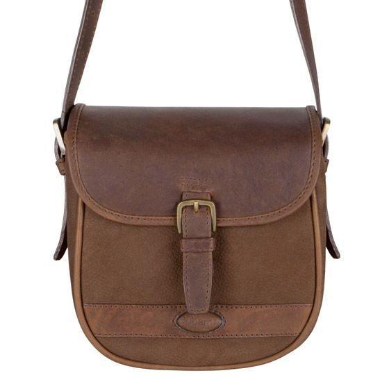 Dubarry Ballymena Saddle Style Bag Walnut