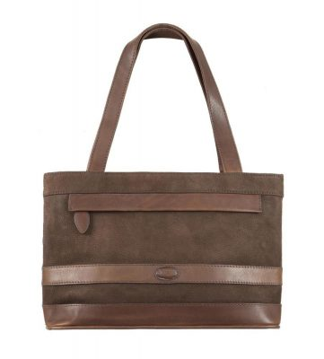Dubarry Dalkey Ladies Handbag Walnut