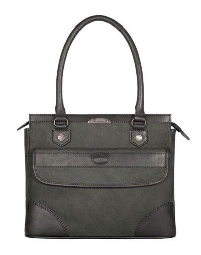 Dubarry Straffan Shoulder Bag Black