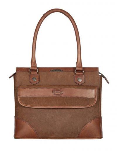 Dubarry Straffan Shoulder Bag Walnut