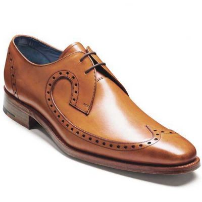 Barker Shoes - Woody Cedar Calf (Brown)