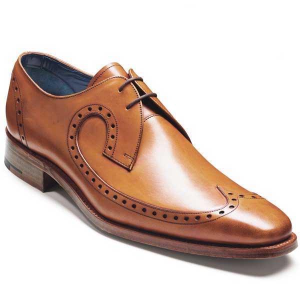 Barker Shoes - Woody Cedar Calf (Brown)