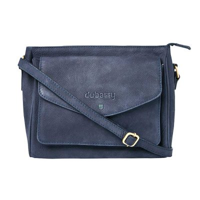 DUBARRY Handbag - Ladies Garbally Cross Body Leather - Navy
