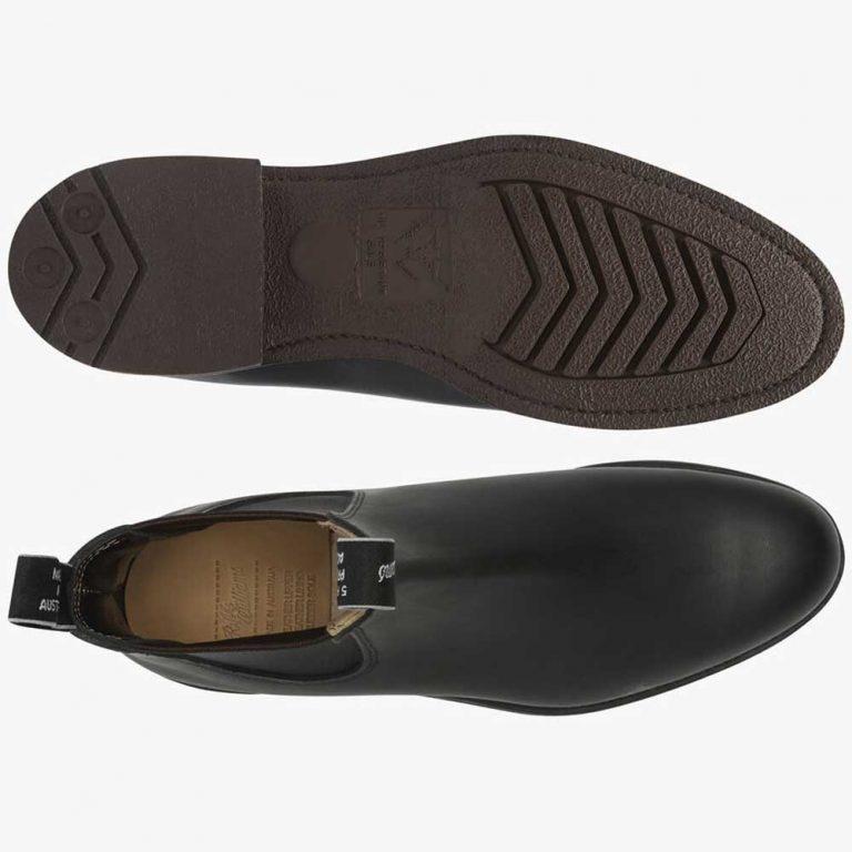 RM WILLIAMS Boots - Men's Gardener - Black