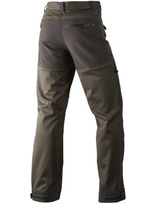 SEELAND Trousers - Mens Hawker Shell - Pine Green