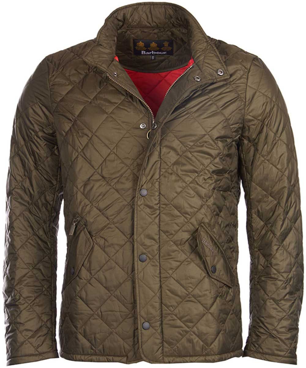 mens jackets barbour quilted international ouston quilt hooded jacket black coats buy